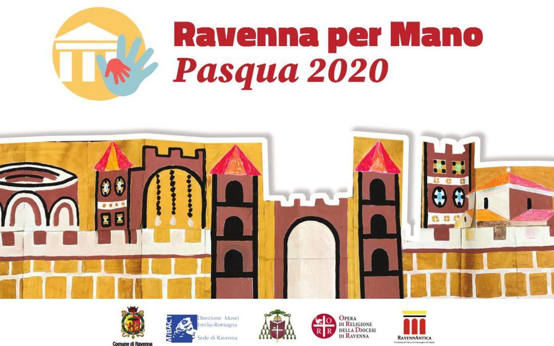 """Progetto """"Ravenna per Mano"""": un percorso verso la Pasqua alla scoperta dei simboli dei mosaici"""