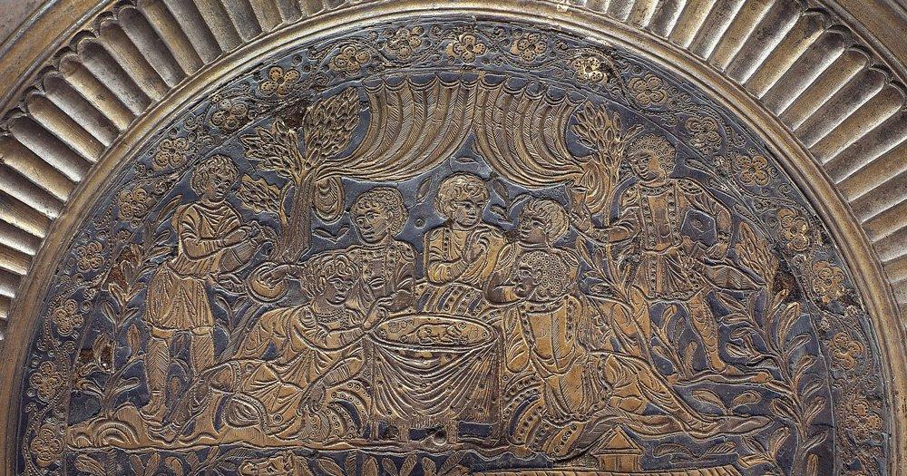 Tesori ritrovati. Il banchetto da Bisanzio a  Ravenna