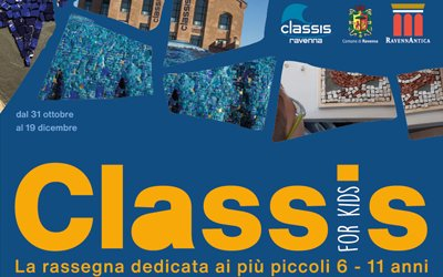 Classis for kids: sospesi tutti gli appuntamenti del mese di novembre