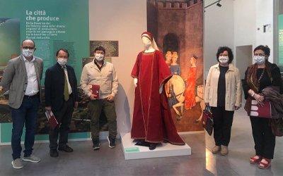 """Inaugurazione """"Classe e Ravenna al tempo di Dante"""""""